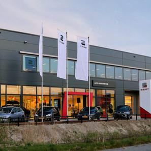 SEAT ŠKODA Hoogenboom Rotterdam