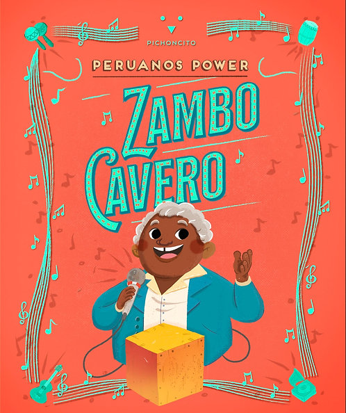 Peruanos Power: Zambo Cavero