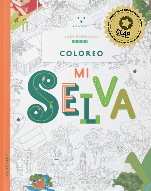Atlas Perú: Coloreo Mi Selva