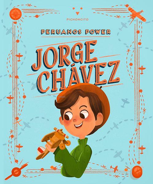 Peruanos Power: Jorge Chávez