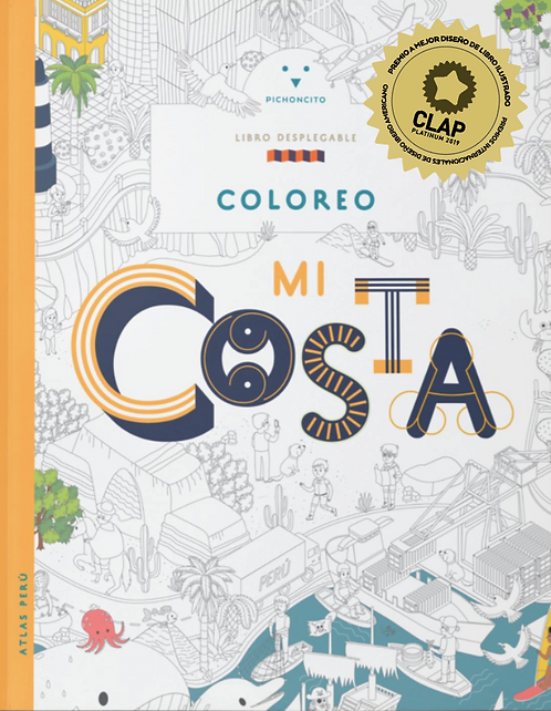 Atlas Perú: Coloreo Mi Costa