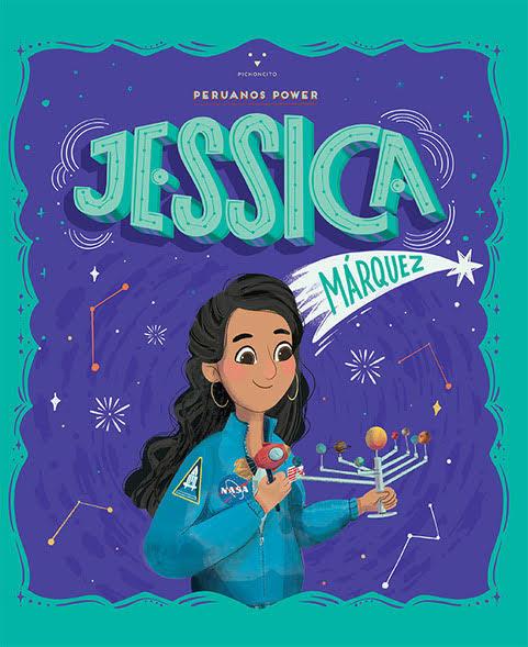 Peruanos Power: Jessica Márquez