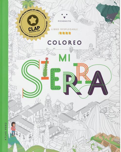 Atlas Perú: Coloreo Mi Sierra