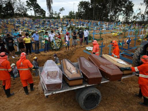 CARNIFICINA: 100 mil mortos