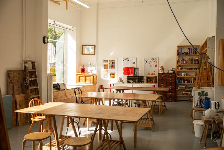 Atelier 22 intérieur
