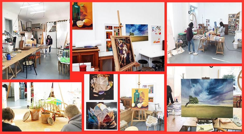 Classe préparatoire Art Berlin
