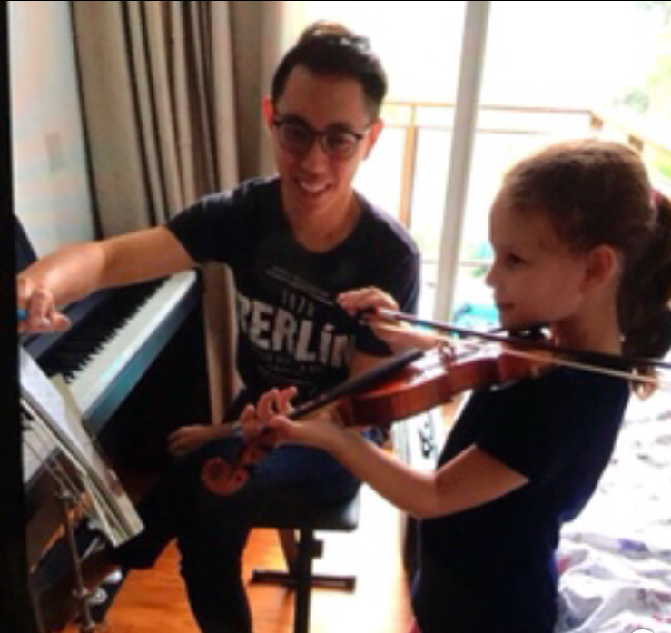 StringVibes Private Violin lesson