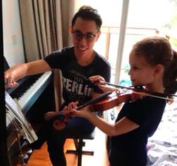 StringVibes Private Violin lesson