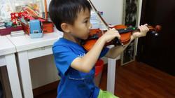 Violin Lesson Singapore