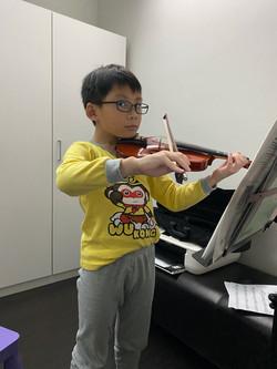 Private violin lesson singapore