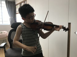 Violin Lessons at home