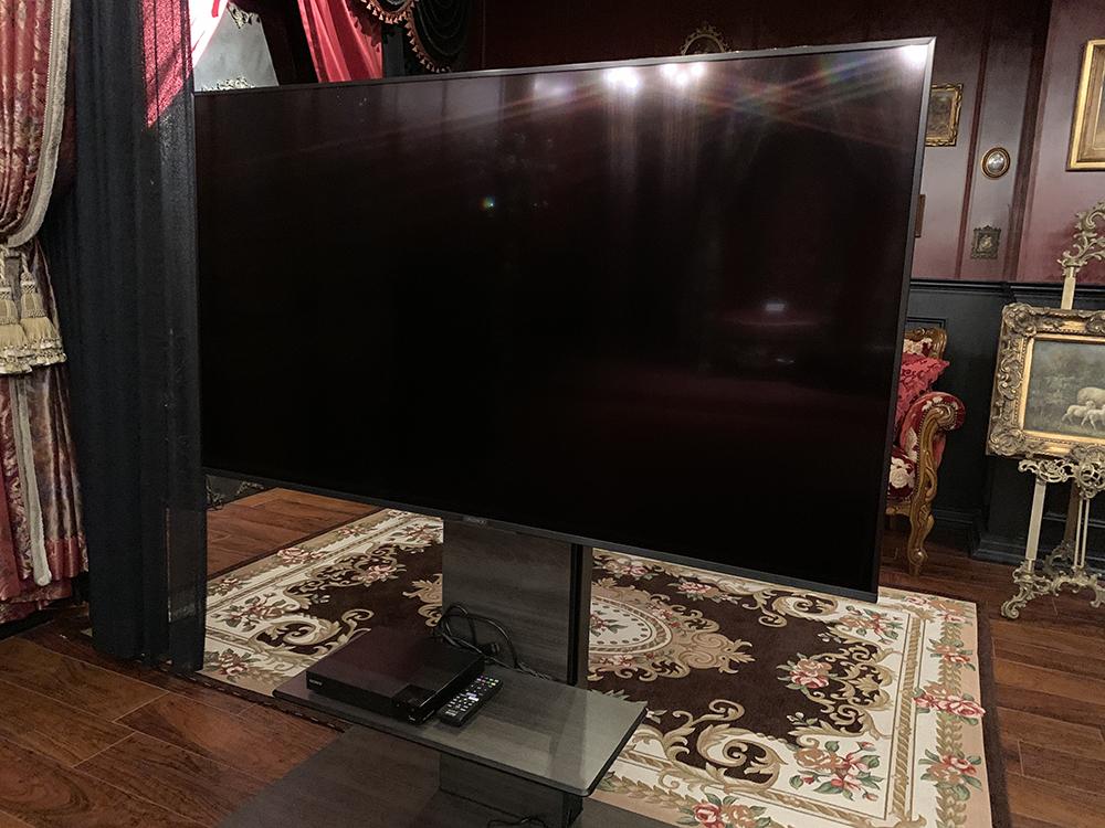 大画面TV(55インチ)