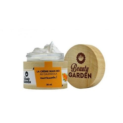 Crème main bio au calendula Beauty garden