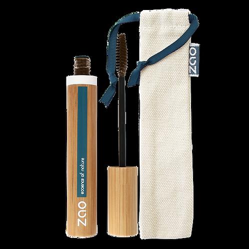 Mascara ZAO volume et gainage cacao
