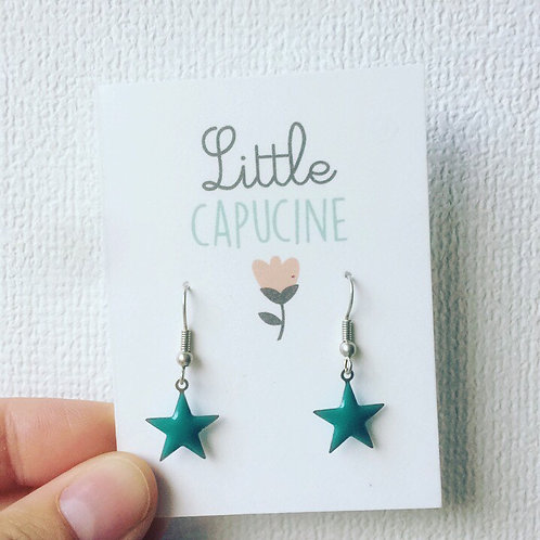 BO Little Capucine turquoise