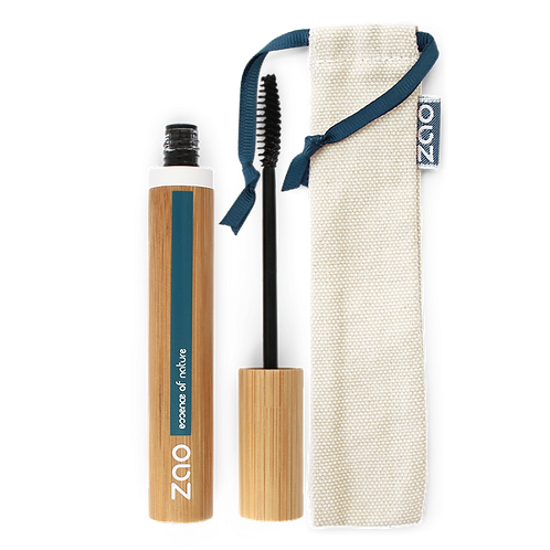 Mascara ZAO volume et gainage ébène