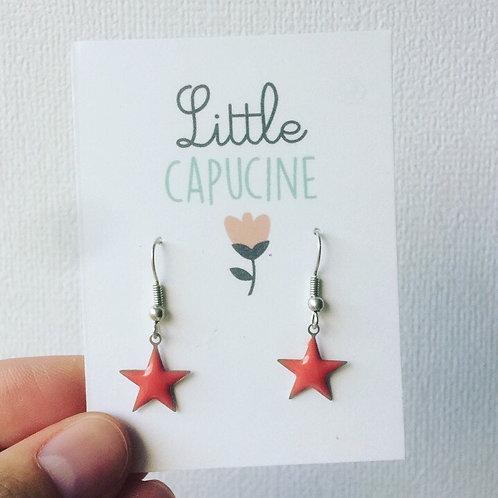 BO Little Capucine corail