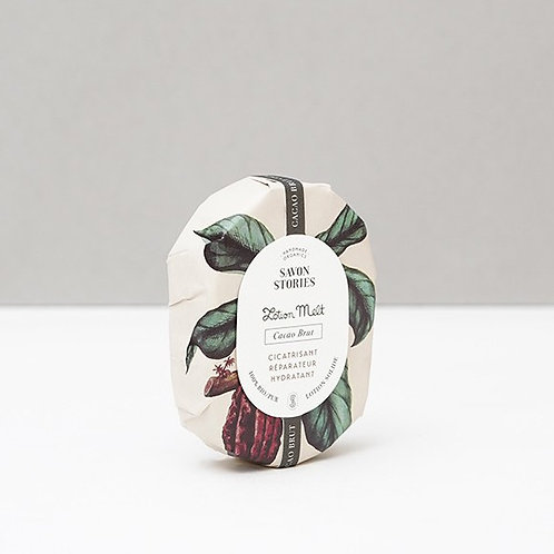 Baume solide cacao brut
