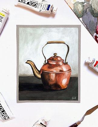 Copper Print