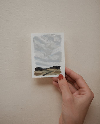 Mini Landscape Original #2