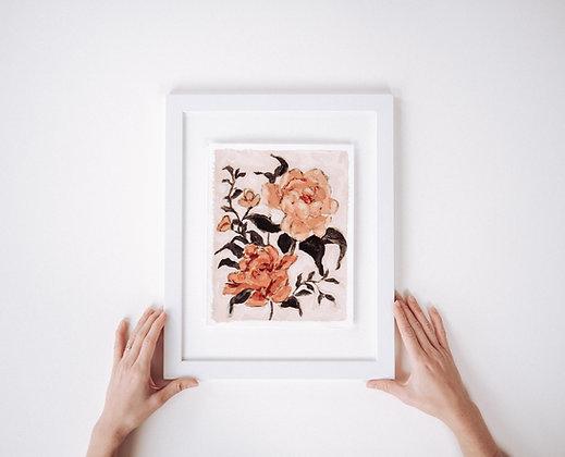 """Gilded"" Original Painting"