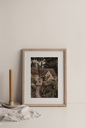 The Cotswolds Print