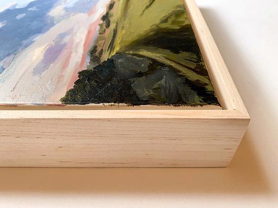 "11"" x 14"" Canvas Floating Frame"