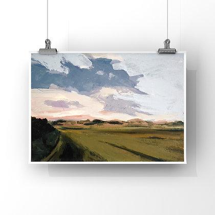 """Madden Farm"" Print"
