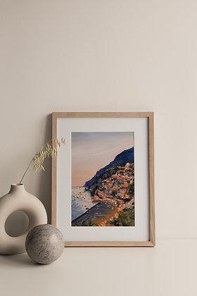 Mediterranean Lights Print