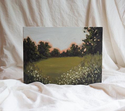 """Summer Glow"" Original Painting"