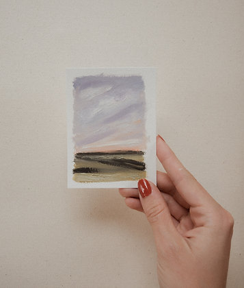 Mini Landscape Original #14
