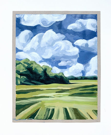 Plains Print