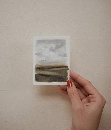 Mini Landscape Original #6