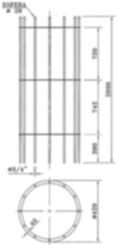 proteccion arbol tipo bolleta vertical r