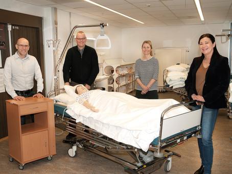 Stor interesse for ny desentralisert sykepleieutdanning på Helgeland