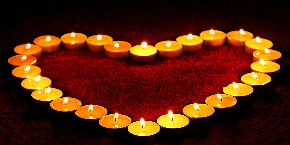 Valentine's Puja, sliding scale