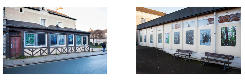 Educational residency (a specific residency structure wich involves a constant collaboration and contact with the local audience) in the new municipality of Loire Authion.