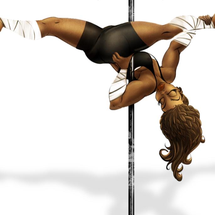 BrownGurls, We Got Body & Pole! (Private Pole Dancing Class)