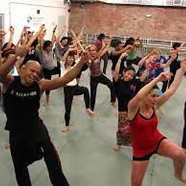 BrownGurls Beginner African Dance Class