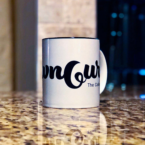 BrownGurl Mug (B&W)