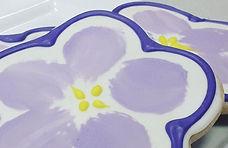 Sugar Magnolia - flower cookie.JPG