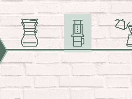 Pour-Overs at Home: The Aeropress
