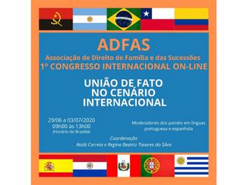 1º CONGRESSO INTERNACIONAL PELA WEB