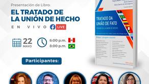 Dra. Regina Beatriz expondrá en el lanzamiento del Tratado de la Unión de Hecho en Peru