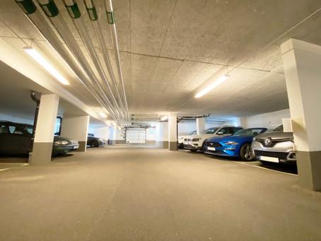 Parkeringstillstånd / Parking permits