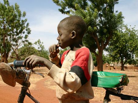 Hälsningar från Burkina Faso / Greetings from Burkina Faso