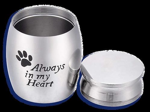 MINI 'Always in my Heart' Urn