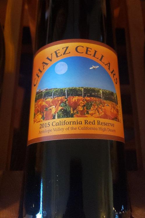 2015 California Red Reserve
