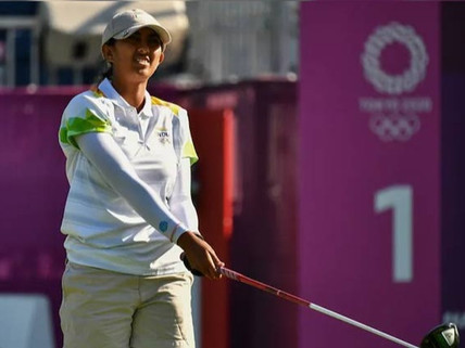 Tokyo Olympics: Golfer Aditi Ashok Narrowly Misses Medal, Finishes 4th