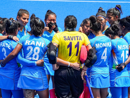 Tokyo Olympics: Indian women's hockey team's dream run ends as they lose to Great Britain
